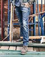 Джинсы Franco Marela 15531 мультисезон стильная мужская одежда, джинсы, брюки, шорты