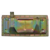 Бак радиатора МТЗ нижний (металлический) (70-1301075)