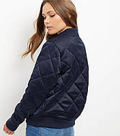 Стеганая куртка бомбер Newlook в наличии XS S M L, фото 1