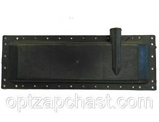 Бачок радіатора ЮМЗ нижній (пластмаса)