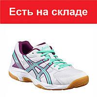 Кроссовки для волейбола, бадминтона, сквоша женские ASICS Gel-Visioncourt