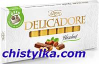 """Черный шоколад """"Baron Delicadore Hazelnut"""" 200 г"""