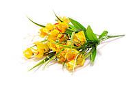 Весенний букет желтый