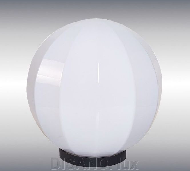 Светильник уличный NF 1821 шар φ200 белый