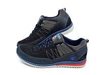 Кожаные кроссовки Timberland Blue