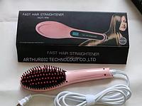 Расческа для выпрямления волос QHT906