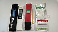 ТДС метр - кондуктометр  + PH метр с АТС и подсветкой, фото 1