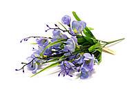 Весенний букет голубой