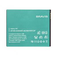 Аккумулятор (Батарея) для Bravis Biz (1600 mAh)