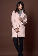 Молодежное пальто в городском стиле