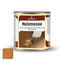 Быстросохнущая нитро шпатлевка на основе древесной пыли HOLZMASSE