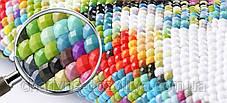 """Набор алмазной вышивки (мозаики) икона """"Богородица Неувядаемый Цвет"""", фото 3"""
