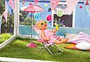 Набор Солнечные ванны для куклы Беби Борн Baby Born Zapf Creation 822395, фото 6