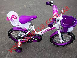 Детский двухколесный велосипед 20 дюймов KIDS BIKE CROSSER