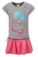 Летний комплект Glo-story юбка и футболка; 98, 110, 122 размер