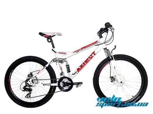 Горный велосипед Azimut Race 26 GD-1 New