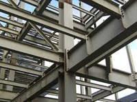 Производство строительных конструкций с применением прокатных профилей- балок сварных двутавровых.