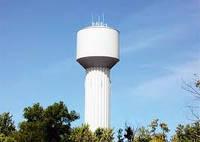 Водонапорные башни, водопроводные баки