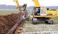 Строительство, демонтаж трубопроводов