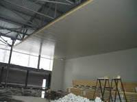 Реконструкция холодильного склада  из металлокострукции