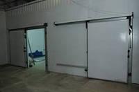 Проектирование и строительство холодильных складов  средней и низкой температуры для овощей, фруктов, мясо и р