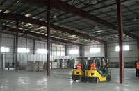 Специализированные ангары, склады и металлические конструкции