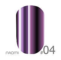 Зеркальная пудра Naomi Mirror powder №04 3 гр