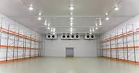 Строительство, поектирование холодильных складов из сендвич-панелей