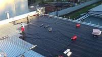 Восстановление перекрытия крыш, сооружений, зданий