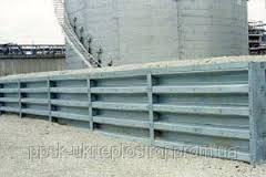"""Ограждающие конструкции - подпорные стенки, ограждения - Строительная фирма """"Budstroyka"""" в Днепре"""