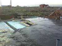 Строительство выгребных ям и дренажных для АПК