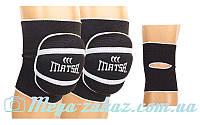 Наколенники волейбольные Matsa 0028: PL, эластан, размеры S/M/L
