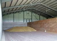 Проектирование Зернохранилища