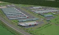 Строительство Оптового рынока сельскохозяйственной продукции