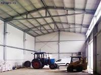 Строительство Гаража для техники и транспорта