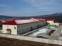 Строительство Гаража с двухэтажным АБК (административно бытовой корпус)