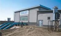 Строительство Здание для насосной