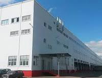 Строительство Производственное здание под ключ