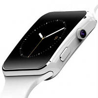UWatch Умные часы Smart X6 White