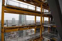 Монтаж высотных зданий