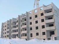 Монтаж панельных зданий