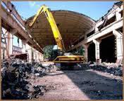 Демонтаж ветхих строений и сооружений, конструкций
