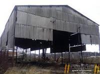 Разборка зданий, металлоконструкций