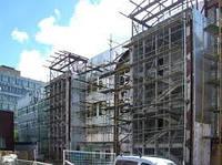 Возведение крупных частных и промышленных объектов