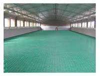 Реконструкция, ремонт помещений для откорма на щелевых бетонных полах