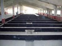 Реконструкция, ремонт помещений для откорма на бетонных полах