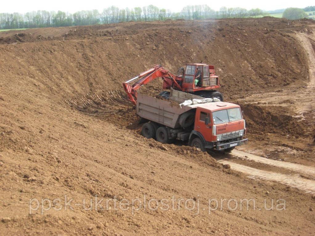 """Строительство навозохранилищ - Строительная фирма """"Budstroyka"""" в Днепре"""