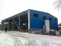 Строительство быстровозводимых, модульных зданий, складов и сооружений