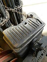 Груз передний 20кг 70-4235011 МТЗ-80,МТЗ-82
