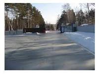 Строительство бетонных дорог, площадок, автостоянок.